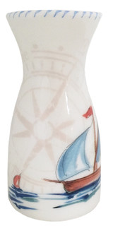 Sailboat Water or Wine Carafe
