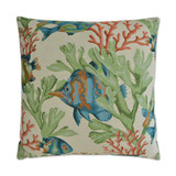 Fishful Thinking Luxury Pillow