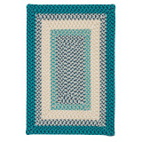 Montego Oceanic Twist Braided Area Rug