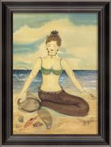 Zen Mermaid Wall Art
