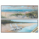 Relax with Wind and Water Art - Set of 2