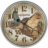 Sea Turtle Rescue Clock