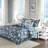 Neptune 7-Piece Queen Size Comforter Set room image