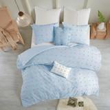 Rockaway Beach Light Blue Comforter Set