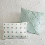 La Jolla Shores Queen Size Duvet Set pillows