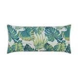 Sun Palms Lumbar Pillow