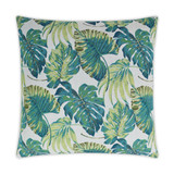 Sun Palms Square Pillow
