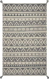Hang Ten Encinitas Grey Rug