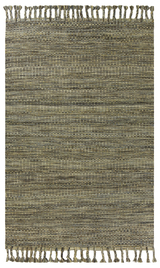 Slate Mission Homespun Area Rug main