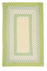 Montego Lime Twist Braided Area Rug
