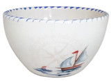 Sailboat Dessert Bowls - Set of 6