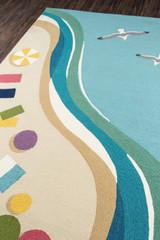 Beside the Shore Area Rug floor image