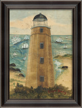 Cape Henry Lighthouse Art