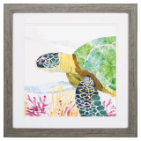 Sea Creature Turtle Art