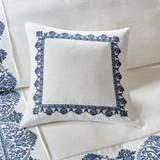 Indigo Skye Oversized Queen Size Comforter Set euro shams