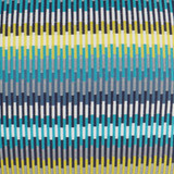 Sunfun Aqua Stripe Lux Indoor-Outdoor Pillow