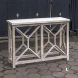 Catali Stone Console Table