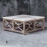 Catali Stone Coffee Table