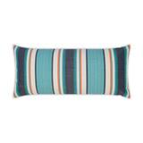 Montauk Stripes Lumbar Pillow