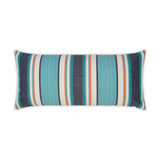 Montauk Stripes Luxury Lumbar Pillow