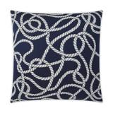 Maritime Ropes Pillow