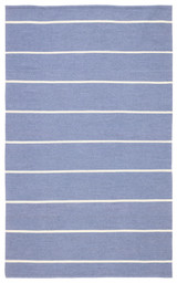 Corbina Pin Striped Eventide Blue Rug