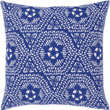 Santorini Blues Pillow