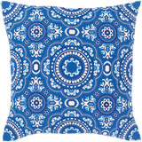 Malta Blues Pillow