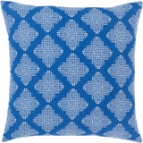 Ithaca Blues Pillow
