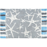 Starfish Sea Accent Rug