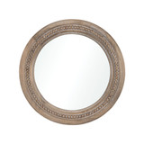 River's Run Mirror in Natural Finish