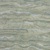 Serenity Seafoam Breeze Luxury Wool Rug close up 2