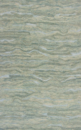 Serenity Seafoam Breeze Luxury Wool Rug main image