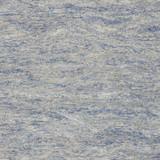 Serenity Ocean Breeze Luxury Wool Rug close up 1