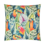 Birdy Opulent Tropical Pillow