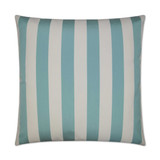 Aqua Cabana Striped Outdoor Lux Pillow