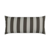 Driftwood Cabana Striped 12 x 24 Outdoor Lux Pillow