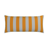 Sunshine Cabana Striped 12 x 24 Outdoor Lux Pillow