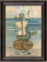 Property of Sailor Jack Mermaid Art