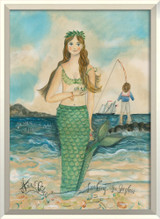Looking for Sea Glass Mermaid