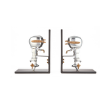 Outboard Motor Bookends Aluminum 1
