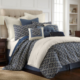 4 pc Monterrey Duvet Set, Super Queen