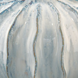 Oceane Urchin Table Lamp in Ceramic close up