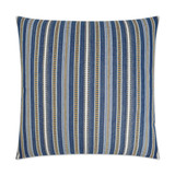 Comino Blue Lagoon Striped Pillow