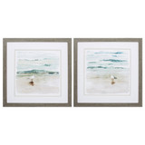 Seagull Cove Framed Art Set of 2