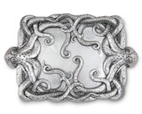 Polished Octopus Centerpiece Tray