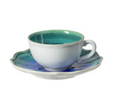 Atlantic Sea Dori Tea Cup and Saucer