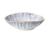 Brisa Ria Blue Oval Low Bowls