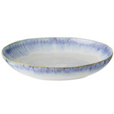 Brisa Ria Blue Pasta Serving Bowl