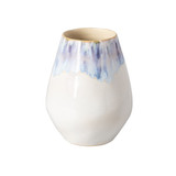 Brisa Ria Blue Small Oval Vase
